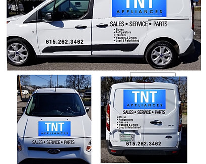 Tnt Appliances The 1 Used Appliance Store In Nashville Tn