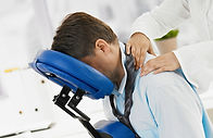 Chair business massage services in Greeneville TN.
