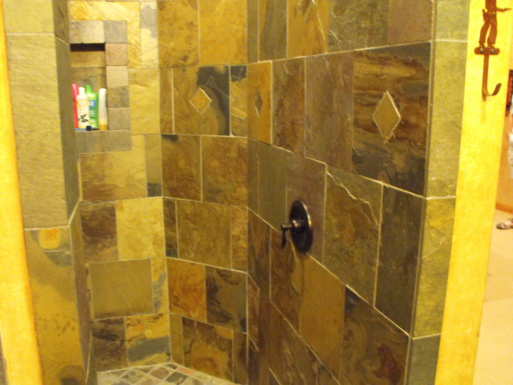 Custom Bathroom Installations