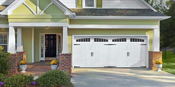 Double Wide Garage Doors