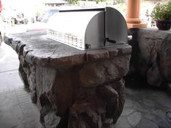 Custom Stone & Rock Installations