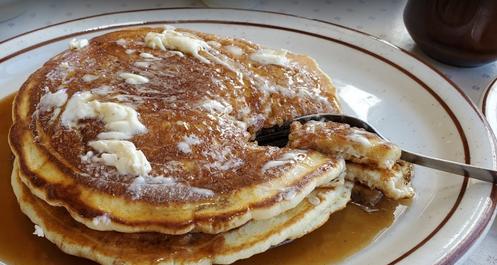 Atrium Pancakes