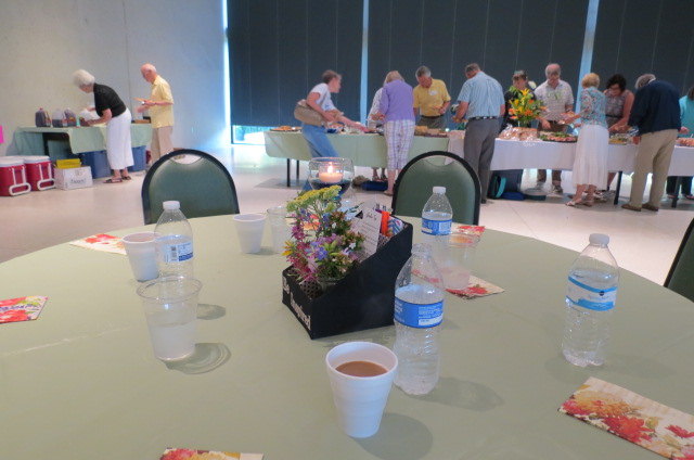 Pot Luck Dinner Jun 16, 2015