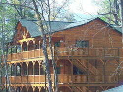 New home builders PIgeon Forge TN