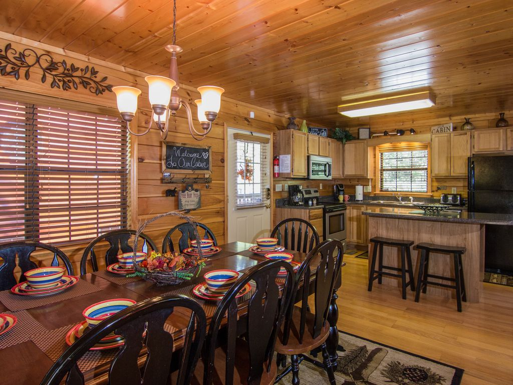 Family Cabin Rentals in Pigeon Forge