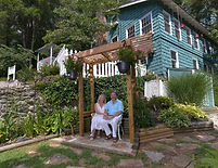 Stay at our historic Gatlinburg Bed and Breakfast considered the best bed and breakfast in Gatlinburg and the Smokies.  Best Bed and Breakfast in Pigeon Forge