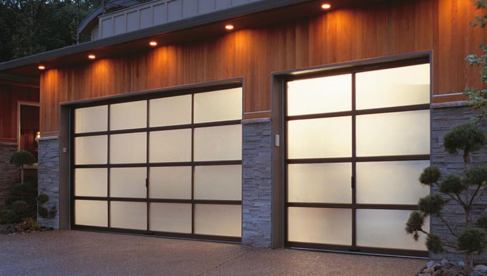 Contemporary Garage Doors