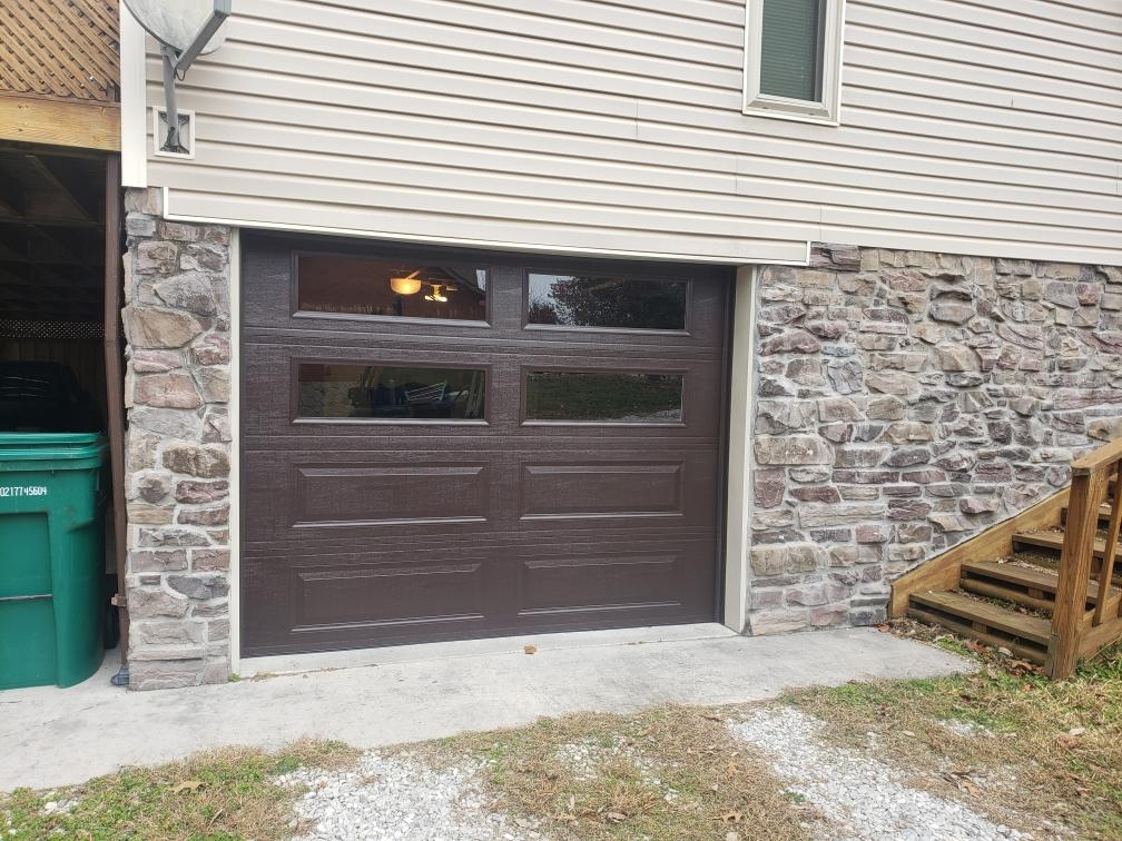Custom Garage Doors From Service Plus