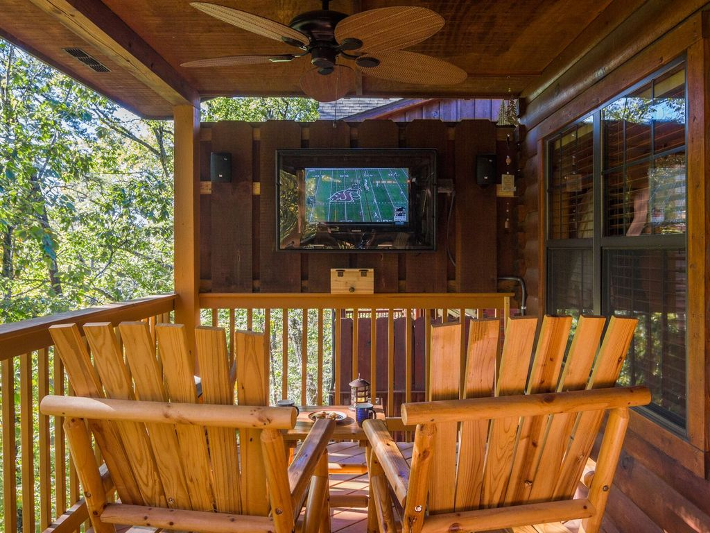 A Cabin Rental Near Dollywood