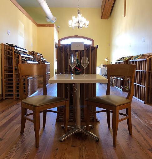 Garfrerick's Extensive Wine Collection