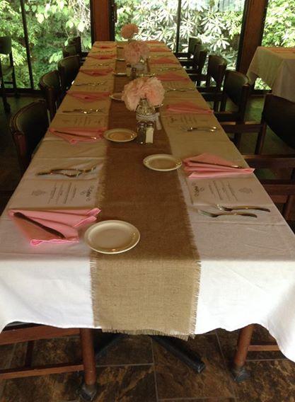 Gatlinburg Wedding Catering
