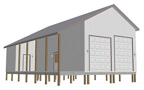 Best pole barn builder in East TN