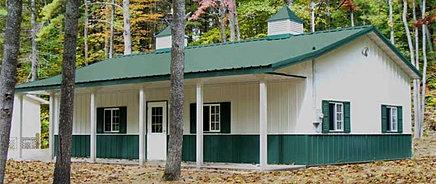 East tn builders east tn pole buildings and pole barn for Pole barns tennessee