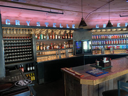 Our New Remodeled Bar