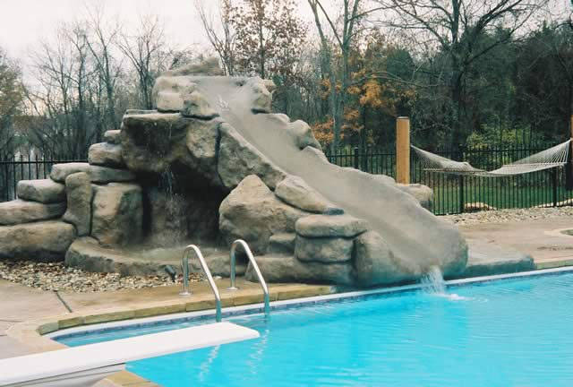 Custom Stone & Rock Installations