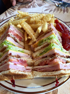 Atrium Club Sandwich