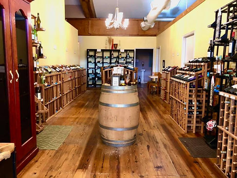 Garfrerick's  Wine Shop Oxford AL