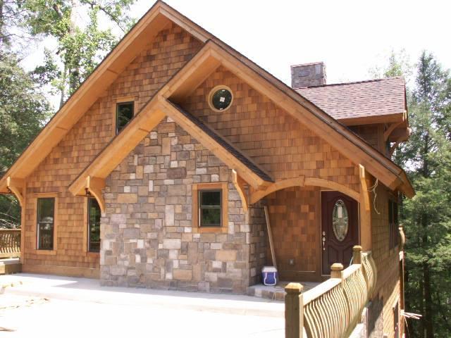 Custom home builders in Seviervlle