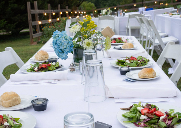 Garfrerick's Wedding Catering