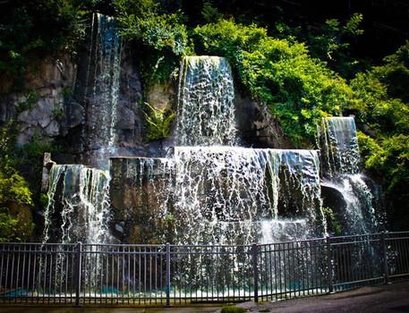 Atrium Waterfall