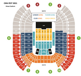 Country Music travel has the best price on 2021 CMA tickets