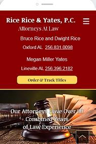 Oxford AL law firms.  Anniston AL law office