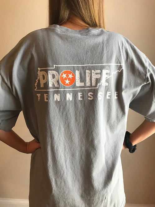 Comfort Color Tee Shirts (Granite Color)
