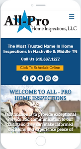 All Pro Home Inspections | The premier home inspection company in Nashville TN