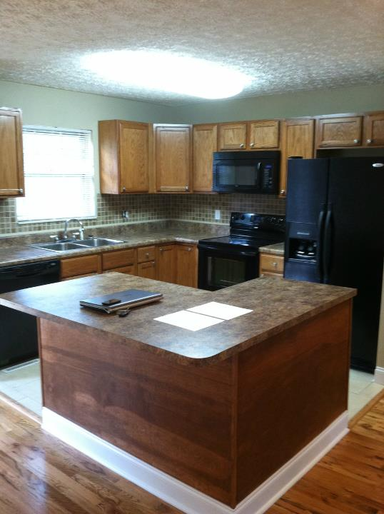 Seymour TN Remodeled Kitchen
