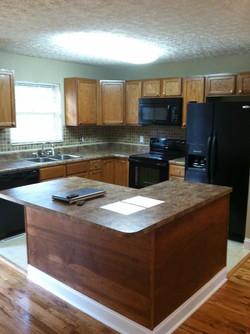 Seymour TN Remodeled Kitchen