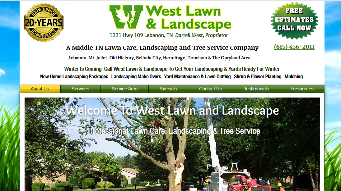 West Lawn & Landscaping