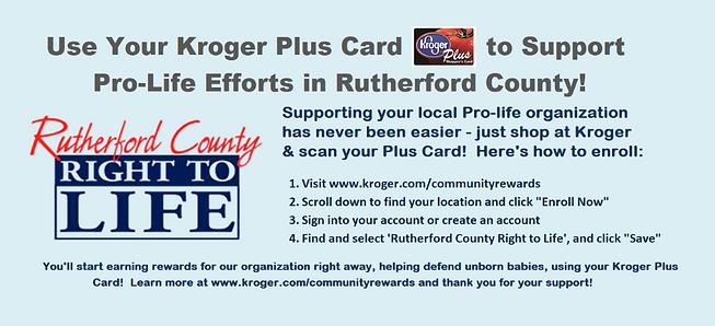 Murfressboro TN pro life organizations