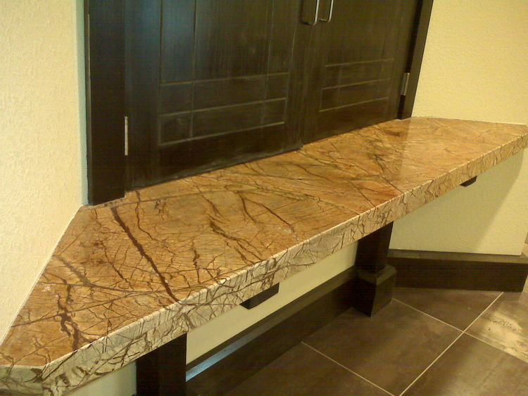 Custom Concrete Counter Tops