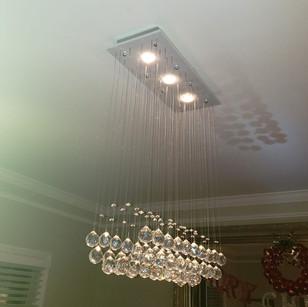 Unique Lighting Fixture