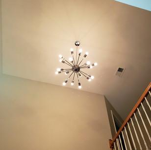 Beautiful Hanging Light Fixture