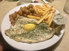 Get your favorite trout dish at Smoky Mountain Trout House Gatlinburg TN