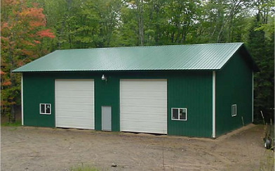 Garages Knox County TN Poll Barns Storage Buildings Horse Riding Arenas