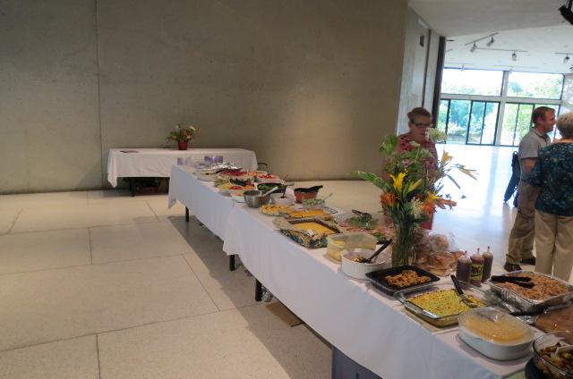 Pot Luck Dinner Jun 16, 2015