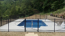Knoxville TN pool contractors and custom pool contractors in Knoxville TN.  Custom pool contractors in Sevier County TN and a Sevier County TN custom pool contractor by RLS Pools