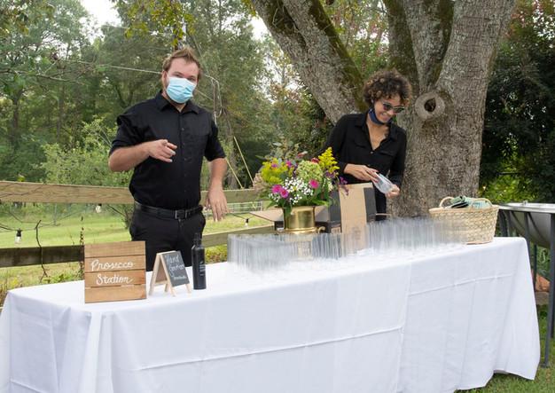 Wedding Catering by Garfrerick's