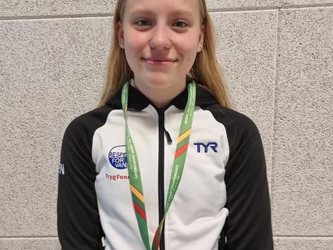 Nordisk juniormesterskab viser vejen for nye og flere VEST svømmere