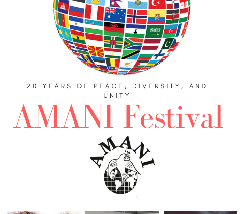 20 years of peace, diversity, and unity.