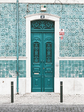 blue door 1
