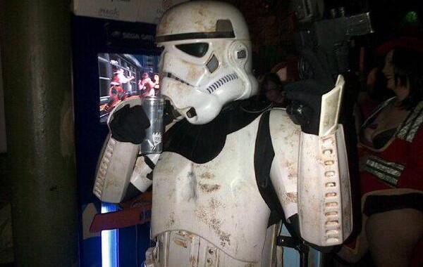Storm Troopers Enjoy HyperFizzics