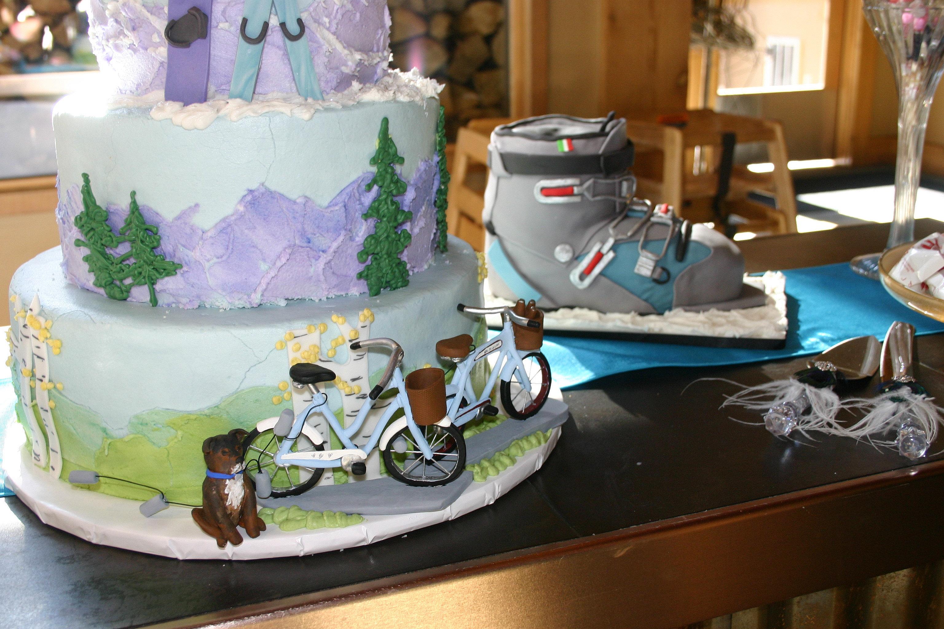When To Start Making A Fondant Wedding Cake