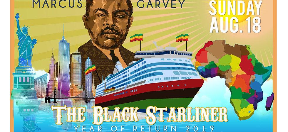 Black Star Liner Boat Ride celebrates pan african culture