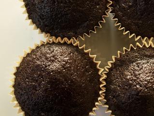 Spicy Chocolate Vegan Cupcakes