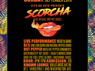 Scorcha Live Reggae and Hot Pepper