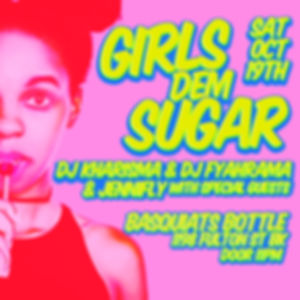 Girls Dem Sugar