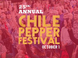 The 25th Chile Festival
